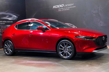 New Mazda 3 Sport 2.0L Signature Luxury