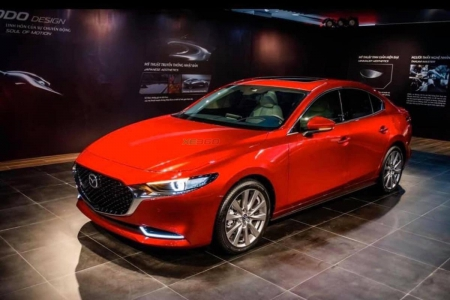 Mazda 3 Sedan 2.0L Signature Luxury 2020