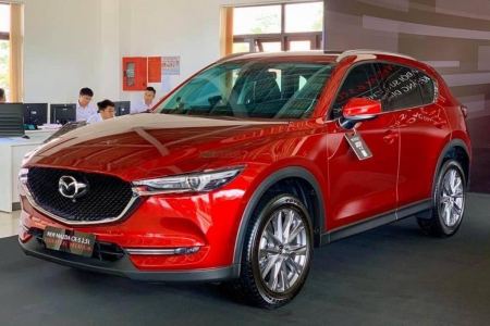 New Mazda Cx5 Signature Activesense Awd 2020